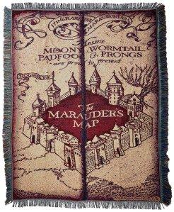 Harry Potter Marauder's Map Throw.jpg