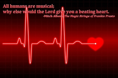 frankie presto quote beating heart