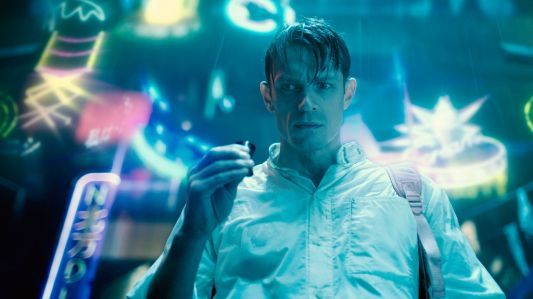 Altered Carbon - Kinnaman