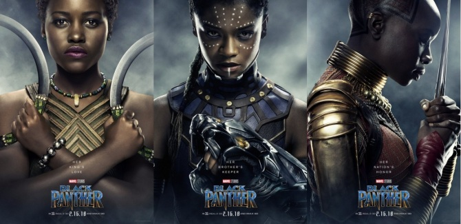 Black Panther 12 - Women