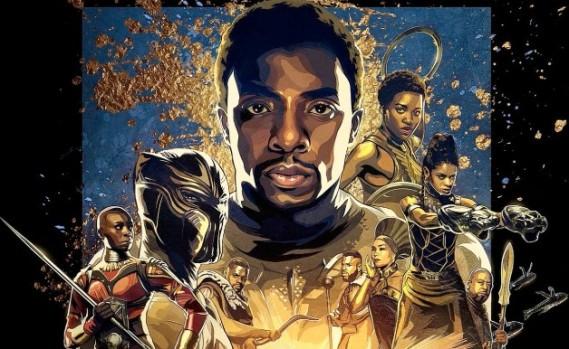 Black Panther 5