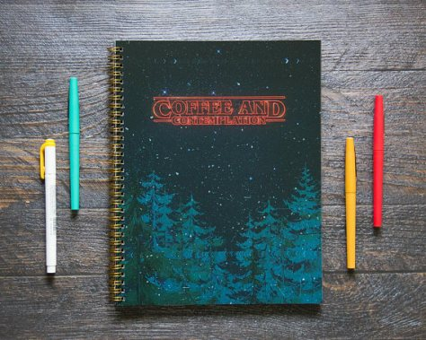 Stranger things Planner