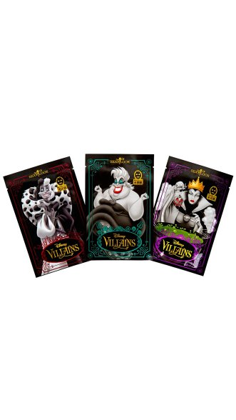Disney Villain Sheet Mask