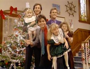 Full house christmas