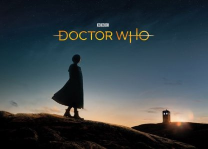 Doctor Who silhouette