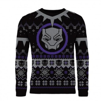black panther sweater