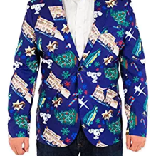 christmas vacation suit