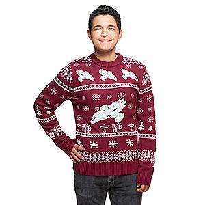 firefly sweater