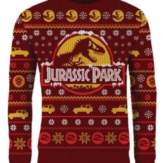 jurassic park sweater