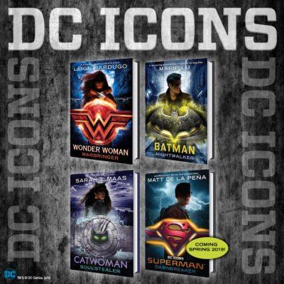 dc icons 1-4