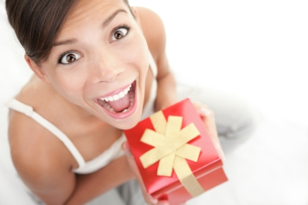 gift excitement