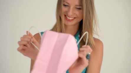 gift in bag