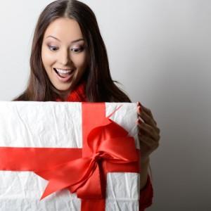 gift receiving