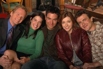 himym friendships