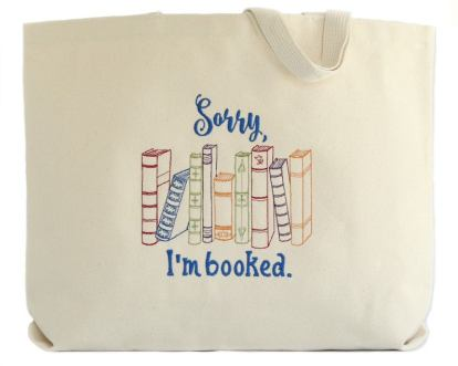 Reading Booked Bag