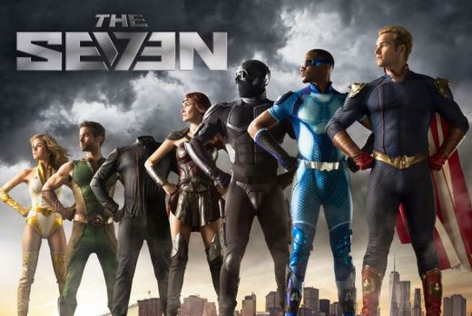 The Boys - The Seven