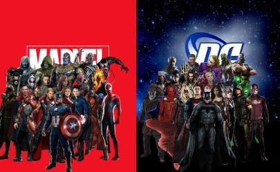 Marvel or DC